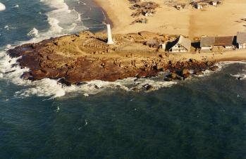 Praia de Pedra do Sal Parnaíba-Pi